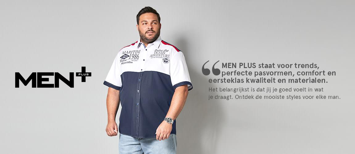 Men Plus