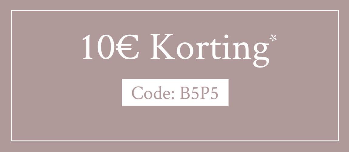 10€ Korting