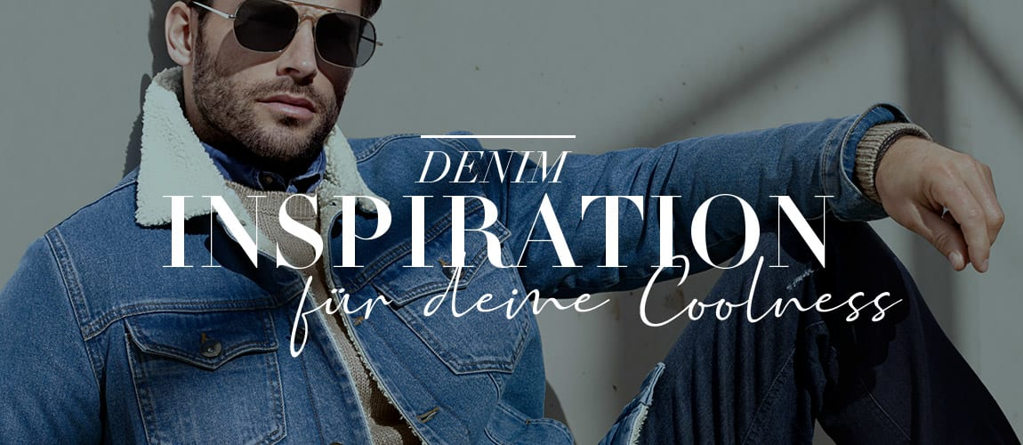 Herren Inspiration Denim