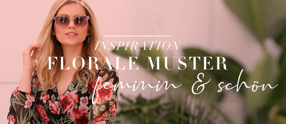 Inspiration Florale Muster