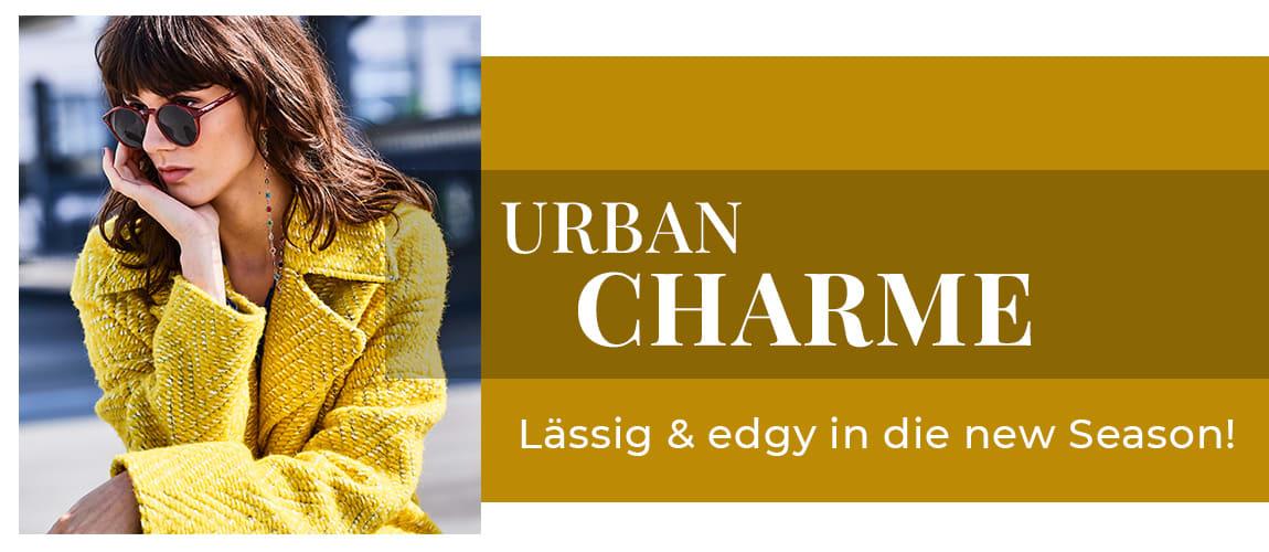 Urban Charme - Jetzt entdecken