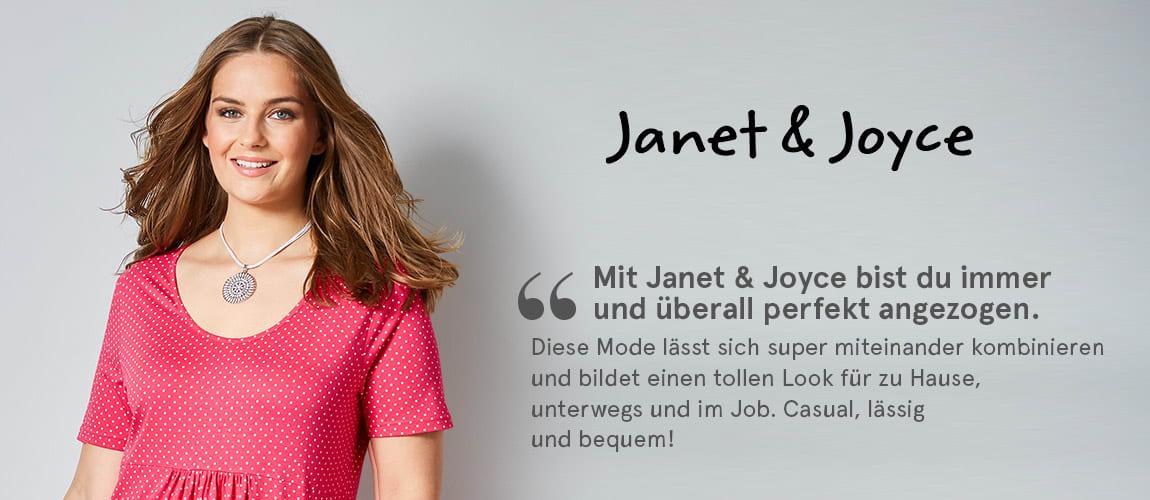 Janet & Joyce