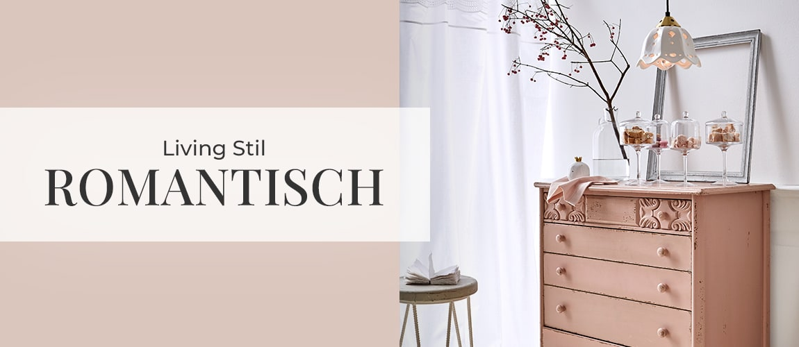 Living Stil-Romantisch