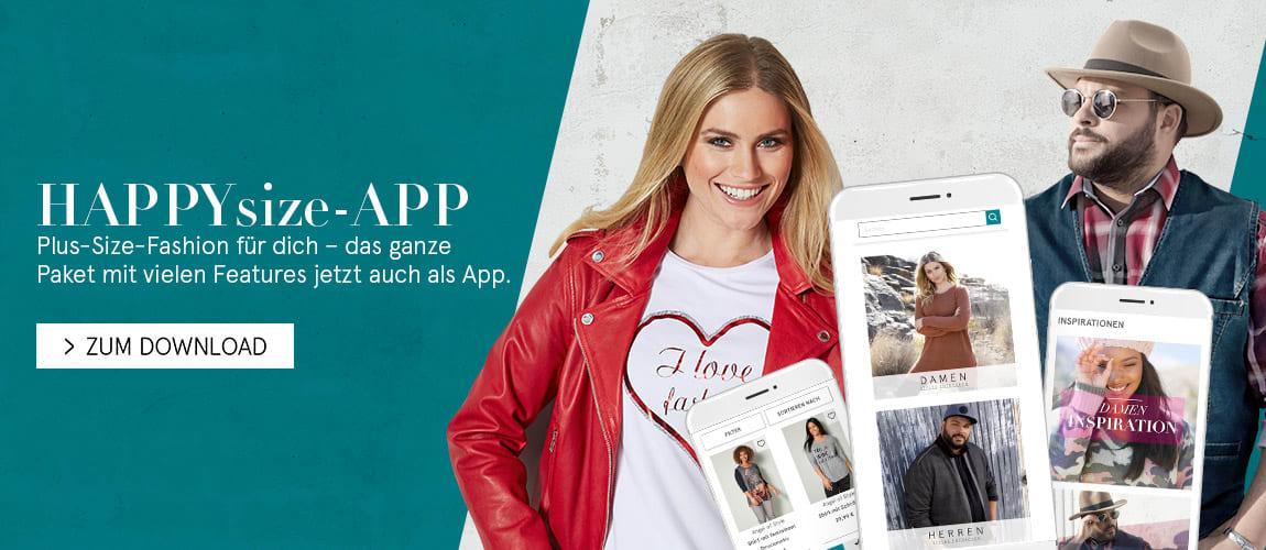 Mobile App herunterladen und inspirieren lassen