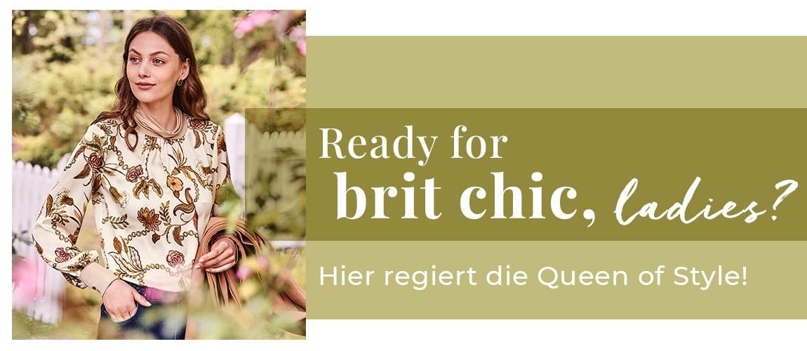 Ready for Brite Chic  - Jetzt entdecken
