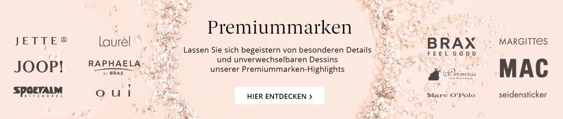 Premiummarken, die begeistern