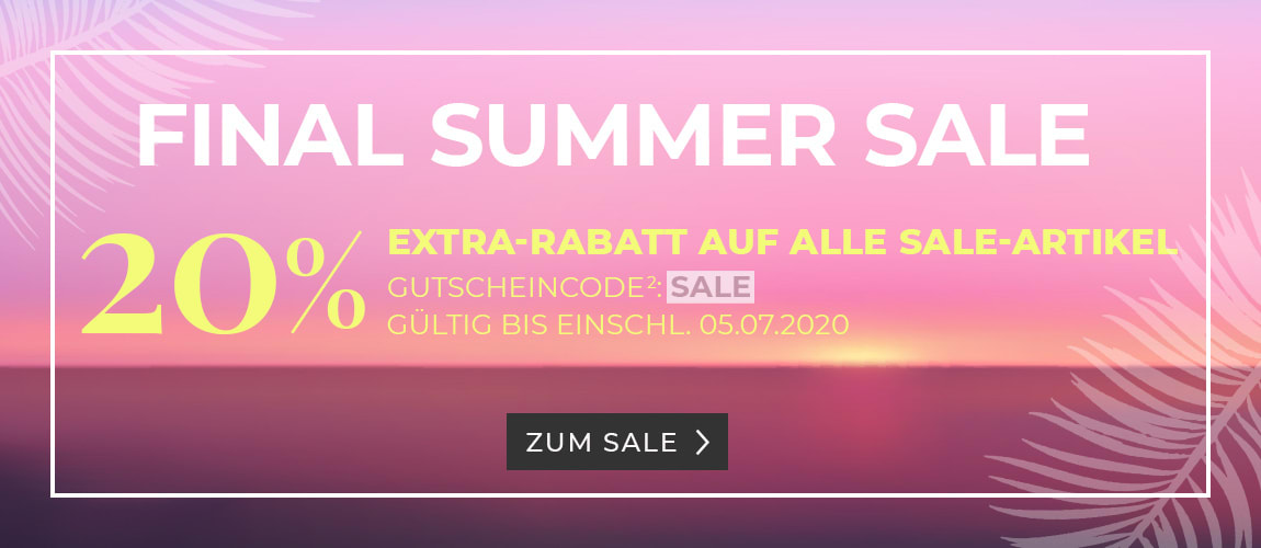 zum Final Summer Sale