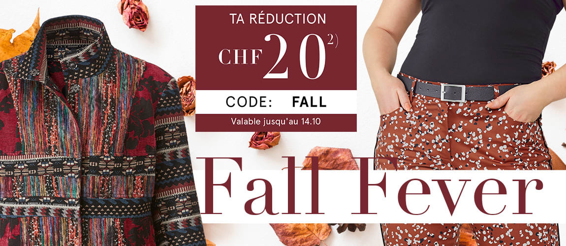 Fall Fever CHF 20 Code: Fall