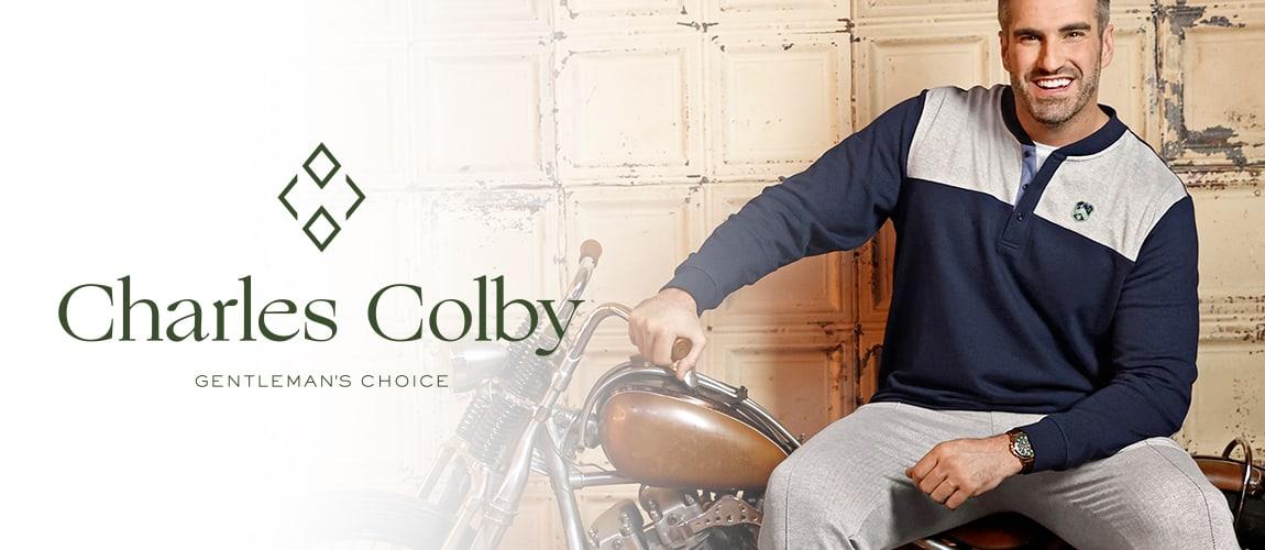 Charles Colby entdecken