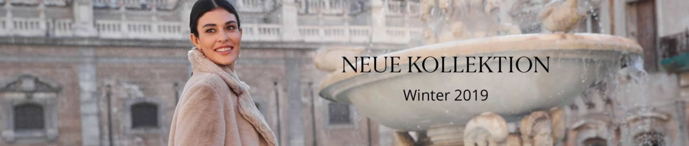 Header neue Kollektion