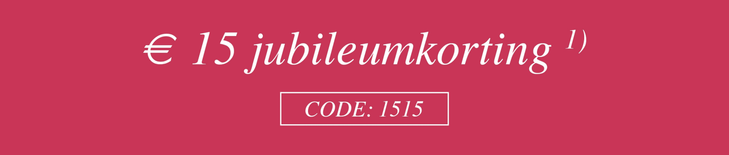 jubileumkorting