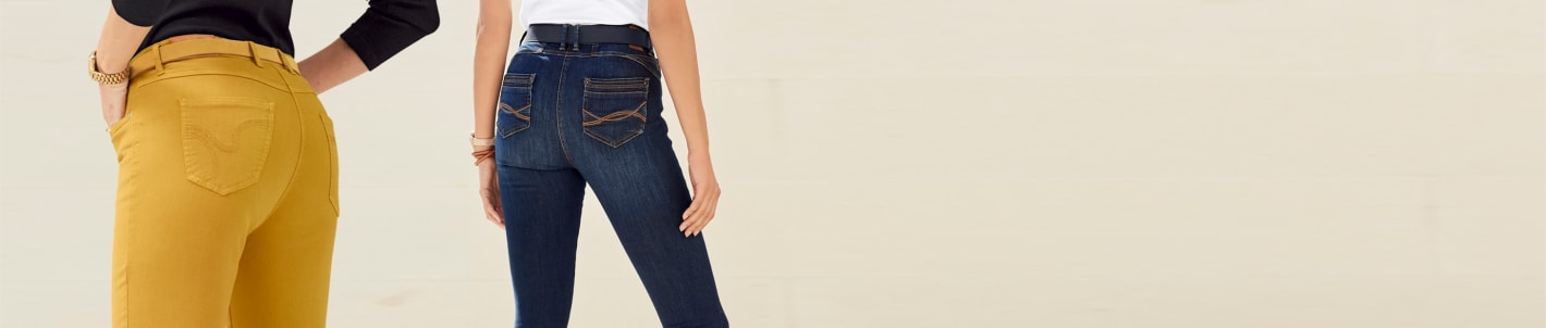 Voici vos futurs pantalons favoris :Voir les pantalons