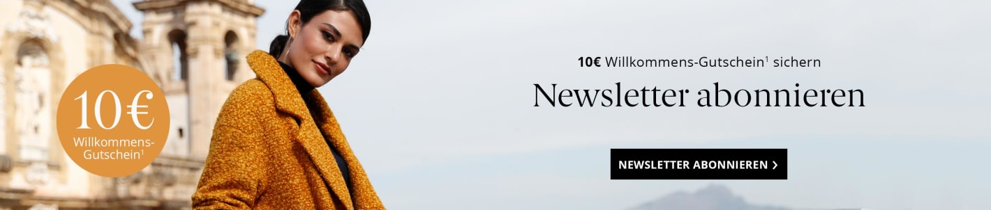 Newsletter-Abbonieren