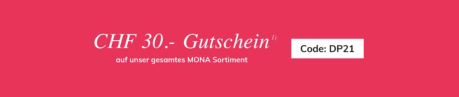 CHF 30.- Gutschein