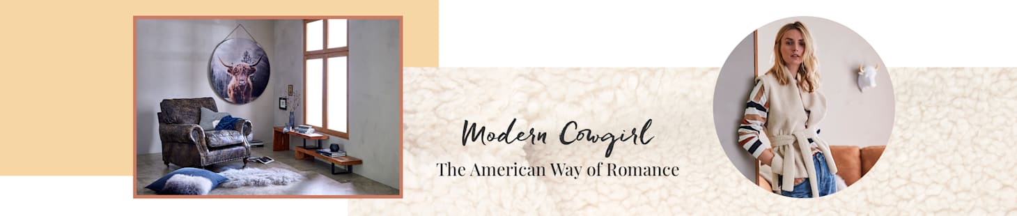 MODERN COWGIRL  -  Jetzt entdecken