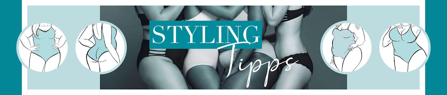 Beratung Problemzonen - Styling Tipps