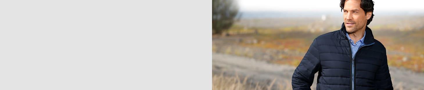 Prechodné pánske bundy - nenahraditeľní spoločníci na jesenné obdobie