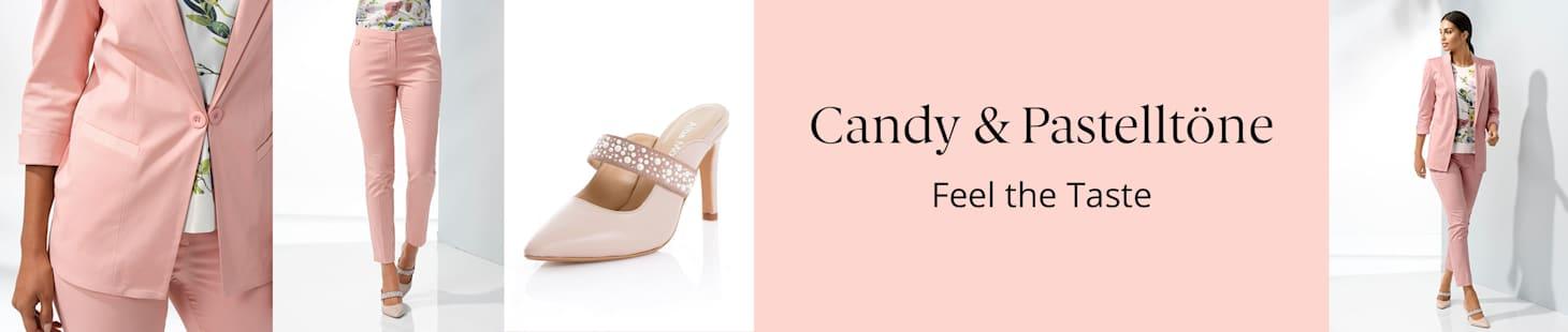 Candy & Pastelltöne