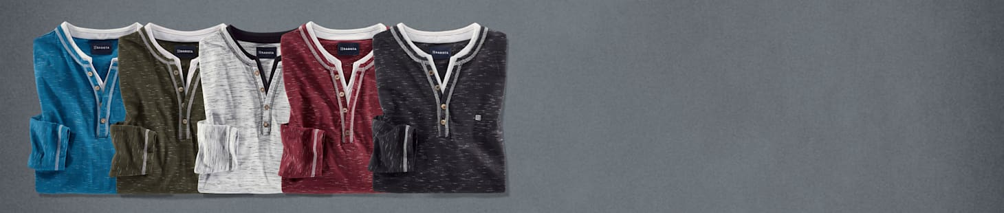 Nur 50€ : 2 Shirts Ihrer Wahl in 5 verschiedenen Farben