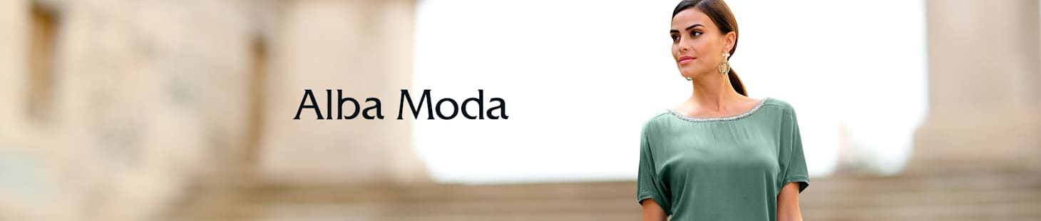 Erleben Sie Mode von Alba Moda