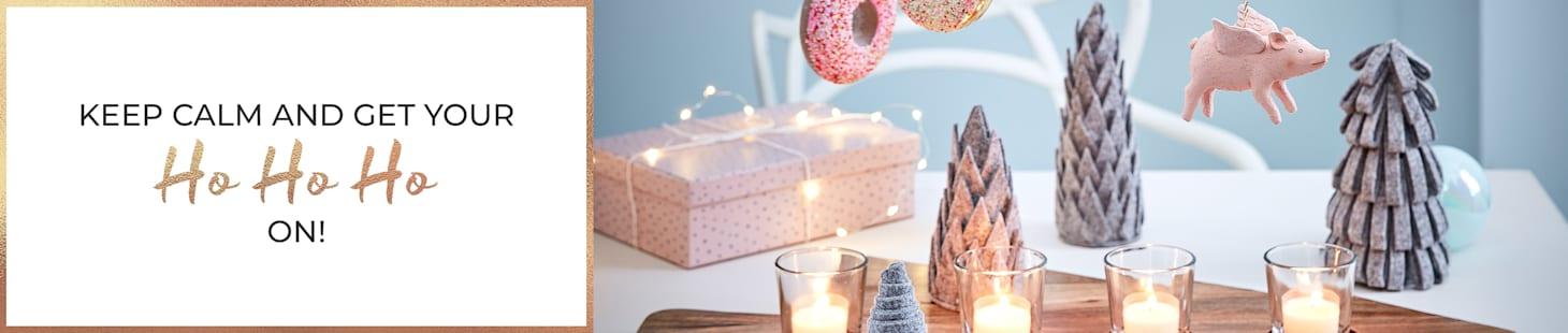 HoHoHo -Bald steht Weihnachten vor der Tür!