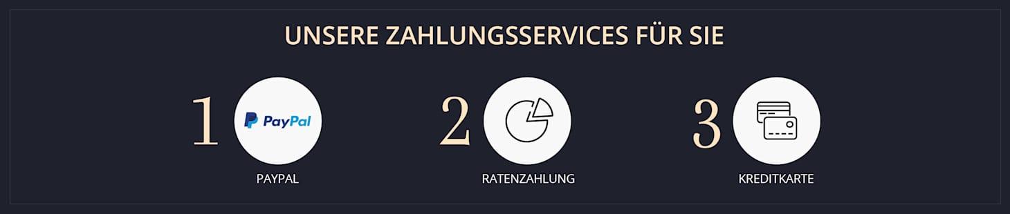 Unser Service für Sie