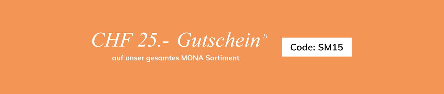 CHF 25.- Gutschein