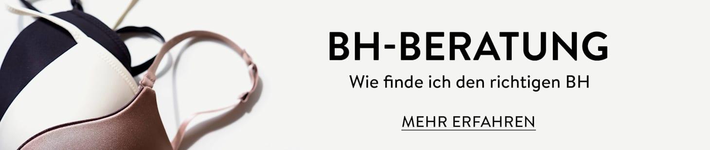 BH-Beratung, den richtigen BH mit der Passformberatung finden