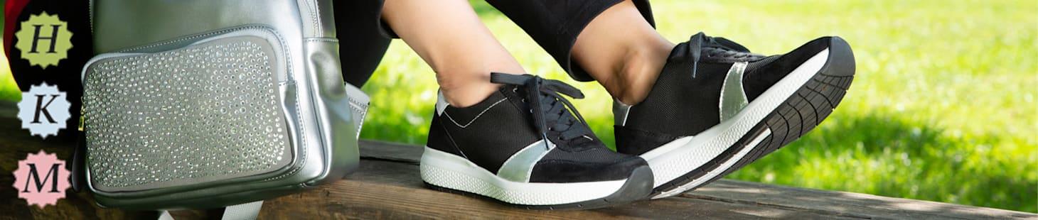 Schoenen voor brede voeten