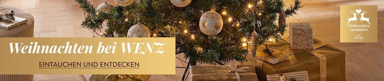 Home_HW21_KW42_Bildteaser_Weihnachten bei Wenz_2