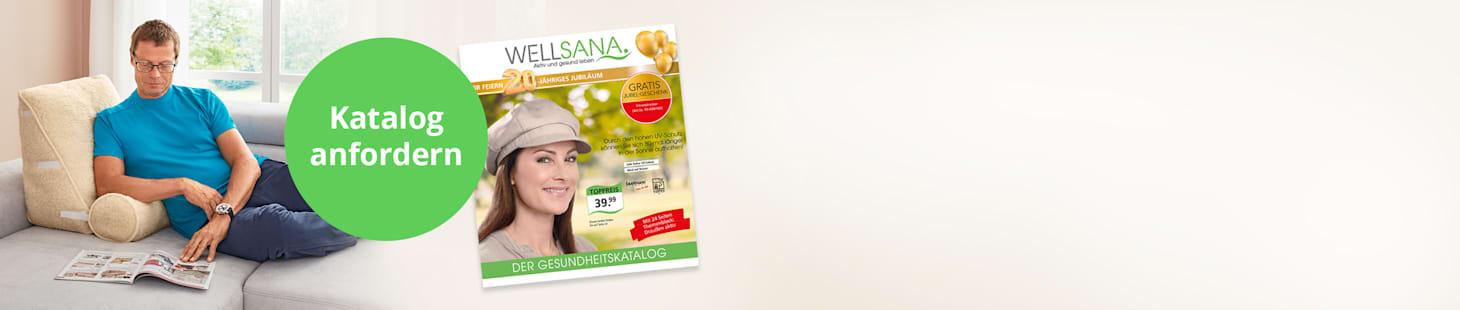 WELLSANA Katalog gratis anfordern