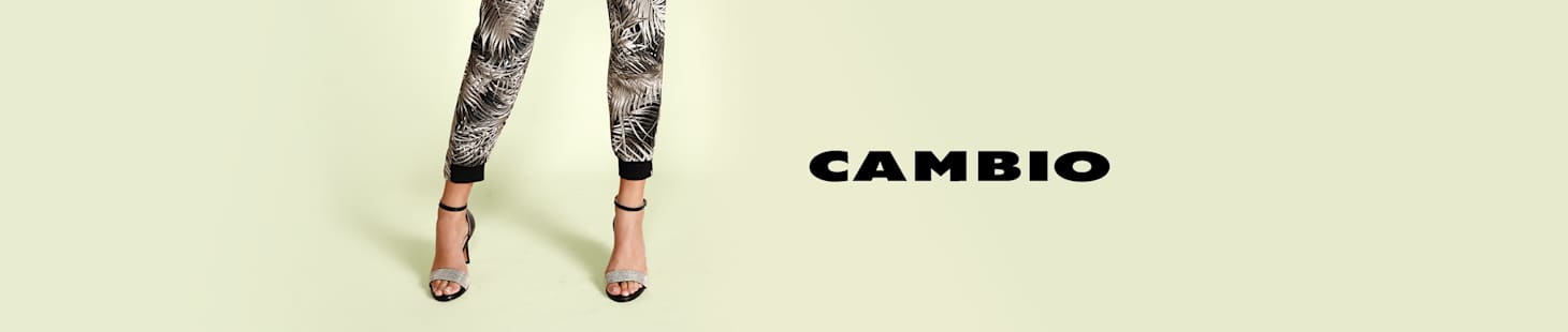 Exclusiv bei Alba Moda: CAMBIO