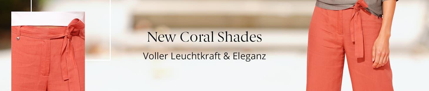 New Coral Shades