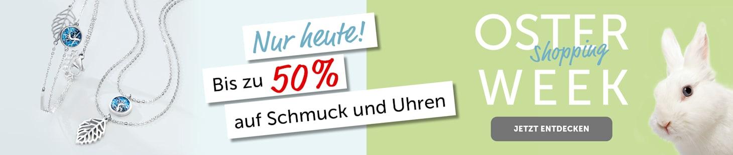 Oster Shopping Week Schmuck