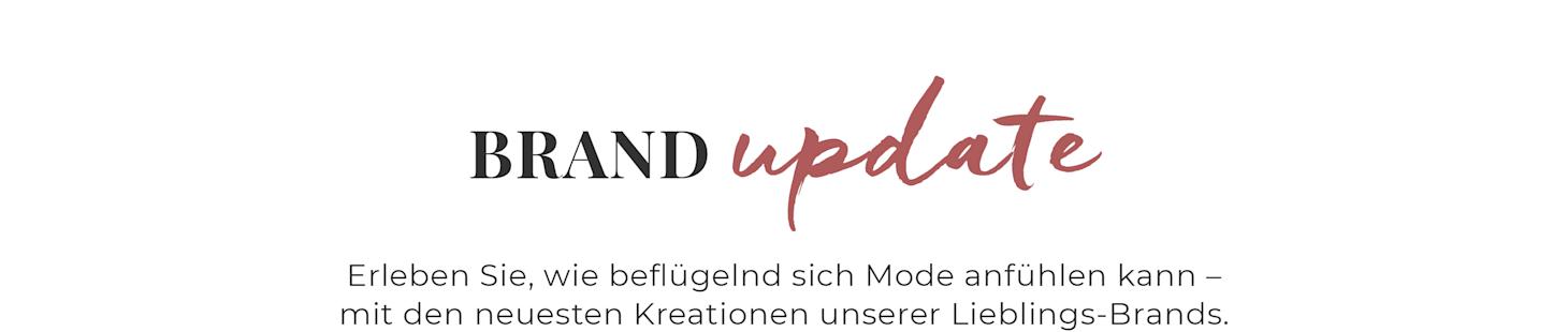 Brand Update - Jetzt entdecken