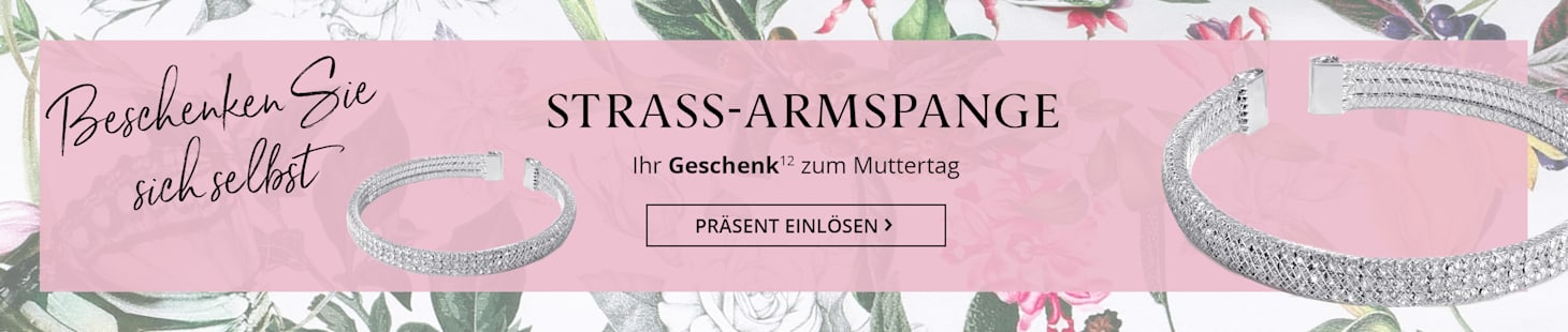 Strass Armspange Präsent
