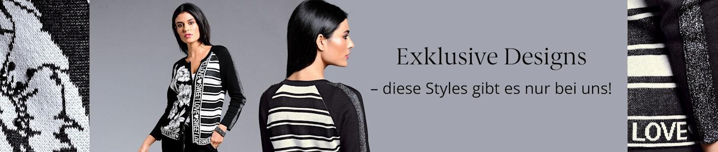 Exklusive Designs | diese Styles gibt es nur bei uns!