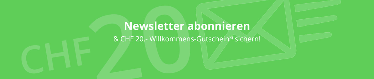 WELLSANA Newsletteranmeldung