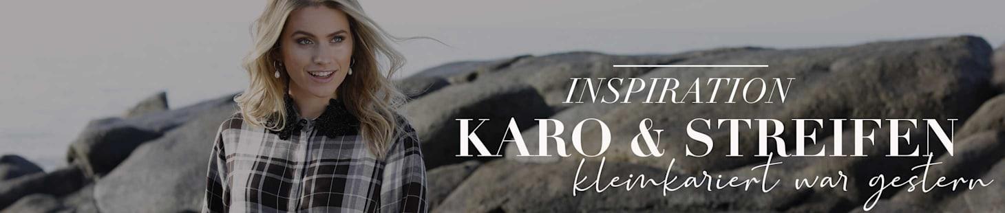 Karo & Streifen für Damen
