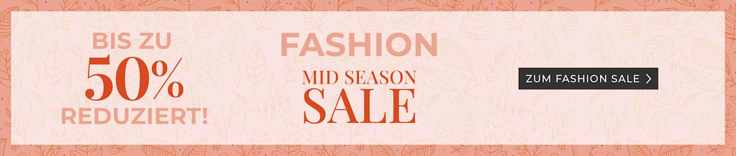 zum Fashion Mid Season Sale