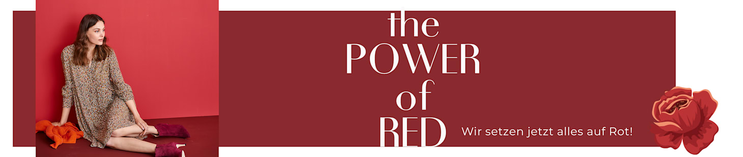 The Power of Red - Jetzt entdecken