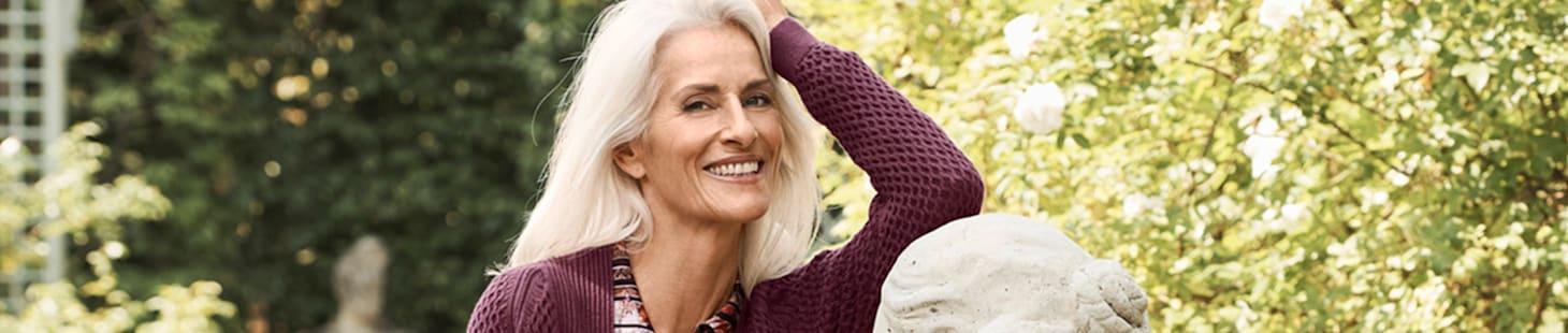 Seniorenmode für Damen