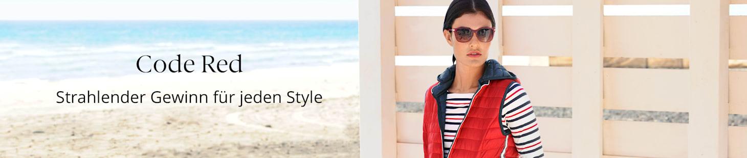 Code Red: Strahlender Gewinn für jeden Style