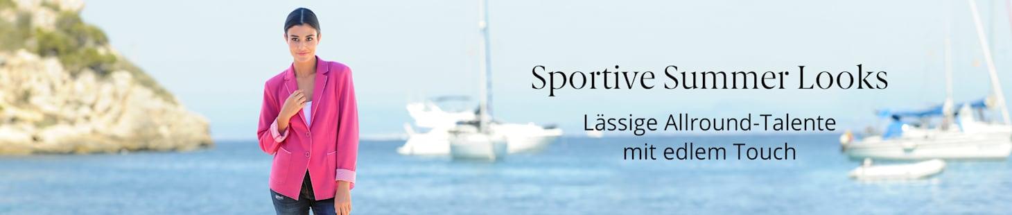 Sportive Summer Looks