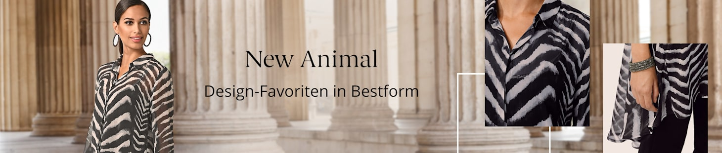 New Animal: Design-Favoriten in Bestform