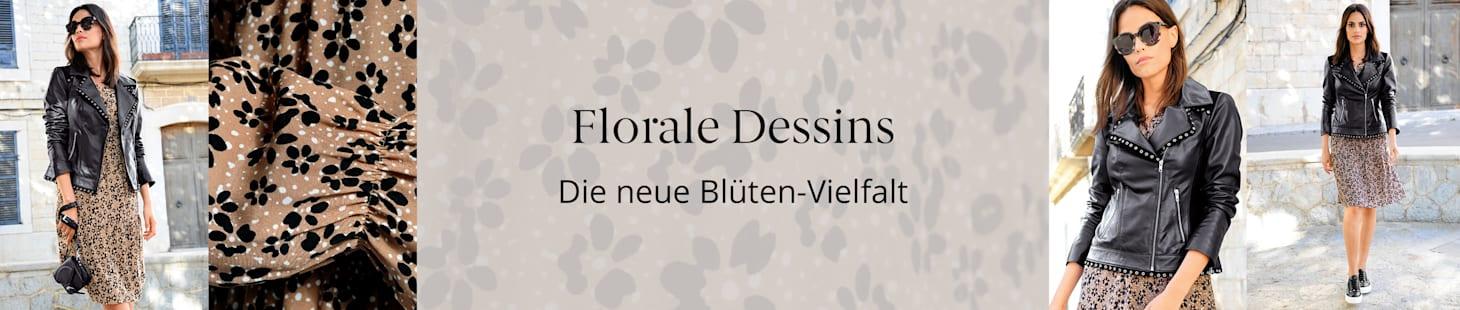 Florale Dessins