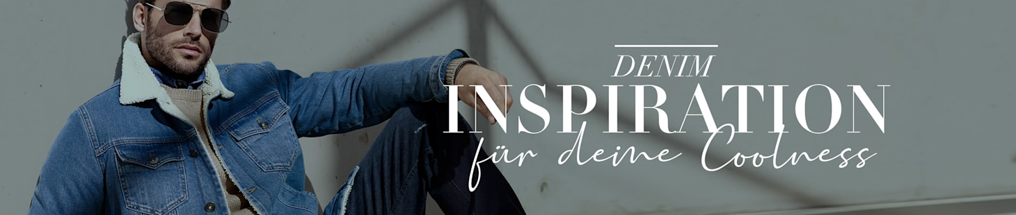 Inspiration Denim Herren