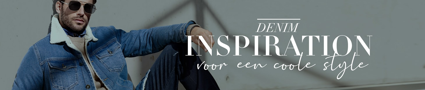 Inspiration Denim Heren