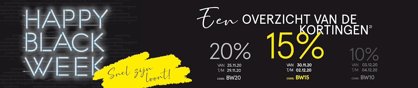 Black Week 15 %