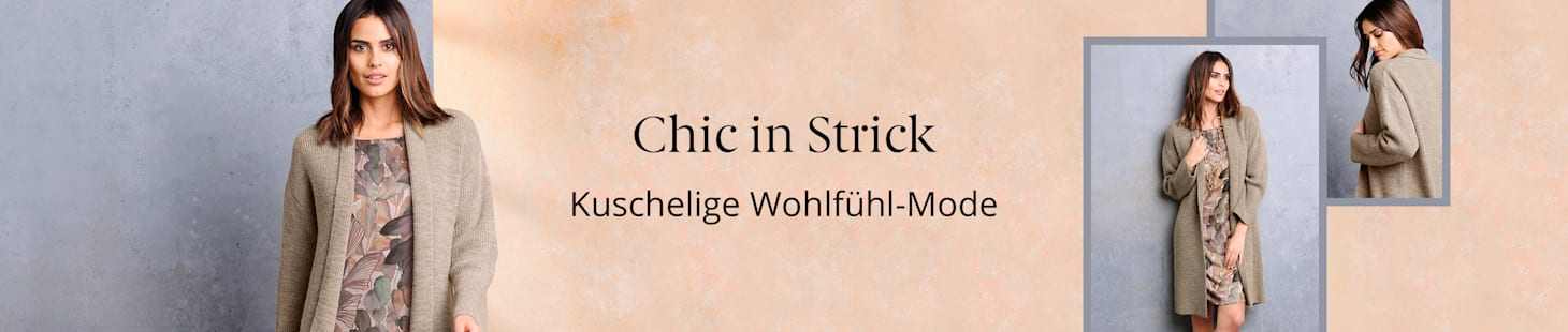 Chic in Strick